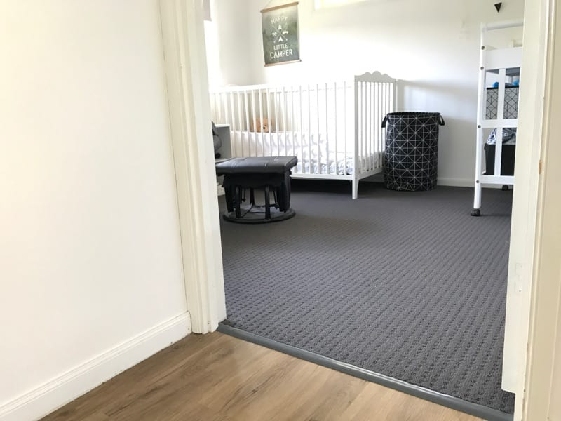Residential Carpet in a home